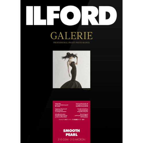 "Ilford Galerie Smooth Pearl 5""X7"" (100 Sheets) 310 gsm"
