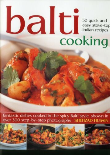 Balti Cooking