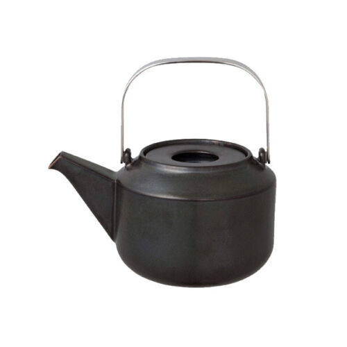 Kinto Tea Pot Black
