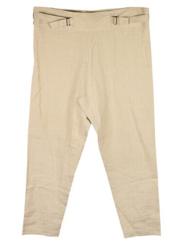 132 5. ISSEY MIYAKE Relaxed Fit Linen Trousers