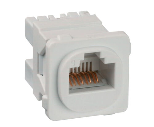 NEW CABAC Cat 6 JACK RJ45 10PACK CAT6 Clipsal-Compatible KATT 8P8C 568A 568B