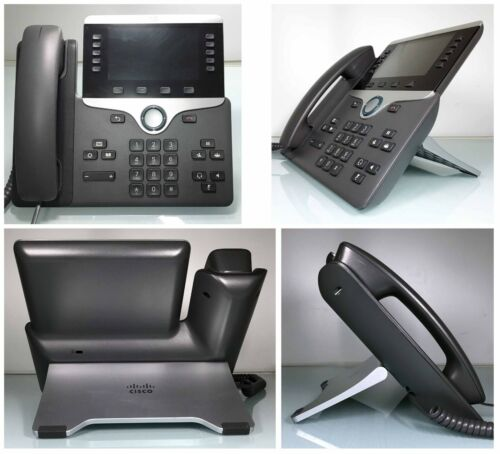 CISCO CP-8841 - Cisco Unified IP Phone (VoIP) - w/ Colour LCD & Latest Firmware