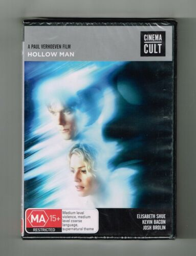 Hollow Man Dvd Kevin Bacon Brand New & Sealed