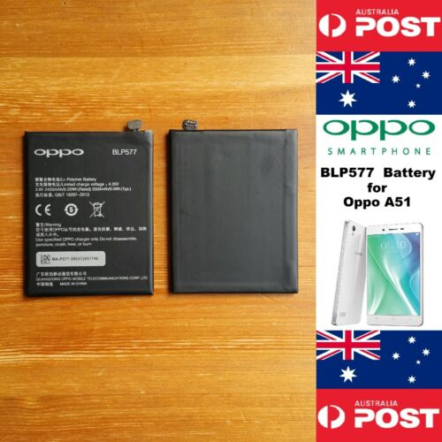 BLP577 GENUINE Battery for OPPO A51 Mirror 5 2500mAh Good Quality - Local Seller