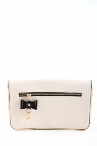 DOROTHY PERKINS Borsa clutch lilla-nero stile casual Donna