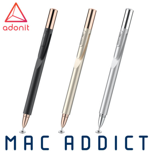Adonit Pro 4 Premium High-Precision Fine-Point Stylus For Touchscreen Devices