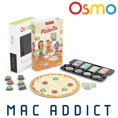 OSMO Coding Pizza Co. Game NOT Inc. Base & Reflector