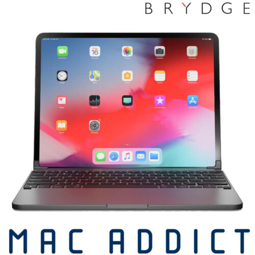 "Brydge Pro Wireless Bluetooth Keyboard w/ Backlit For iPad Pro 12.9"" 3rd Gen"