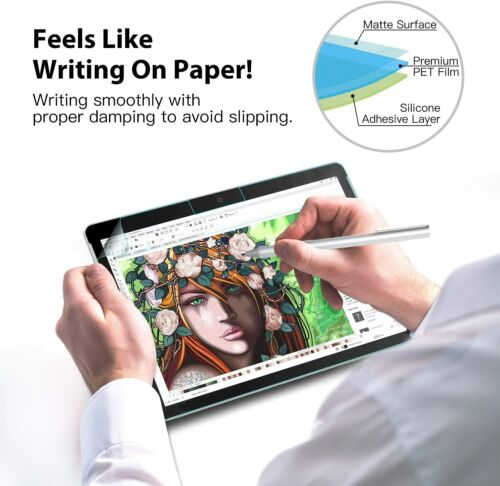 Screen Protector For Surface Go 10 Inch 2018 Paper-Like Write,Draw Sketch Tablet