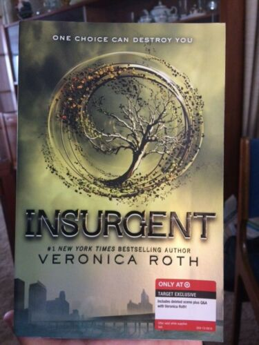 insurgent - Paperback By Veronica Roth - VERY GOOD