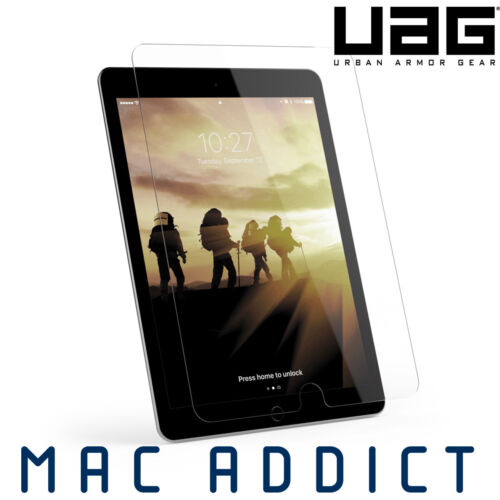 UAG Tempered Glass Scratch Resistant Screen Protector For iPad 5th & 6th Gen 9.7
