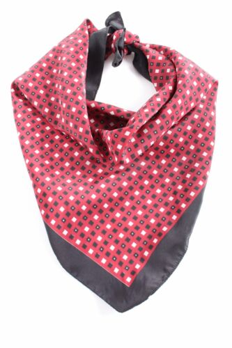 STREET ONE Fazzoletto da collo stampa integrale stile casual Donna rosa Foulard