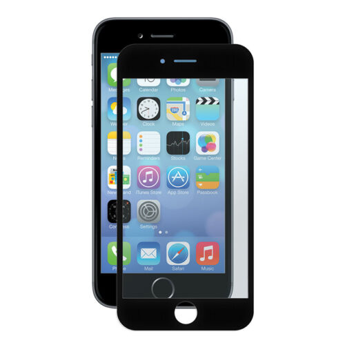Gecko 2 Pack Bubble-Free Screen Guards for iPhone 6 - Black - RRP $19.95