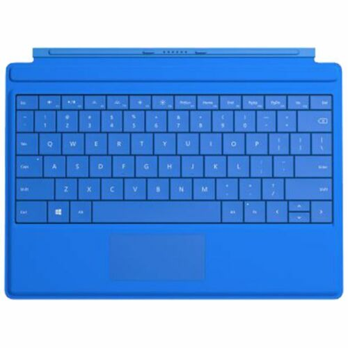 Brand New Genuine Microsoft Surface Type 3 4 5 6 7 Cover Bright Blue Red Cyan