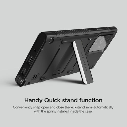 For Galaxy Note 20/ Ultra Case VRS® [Damda QuickStand] Sturdy Kick Stand Cover
