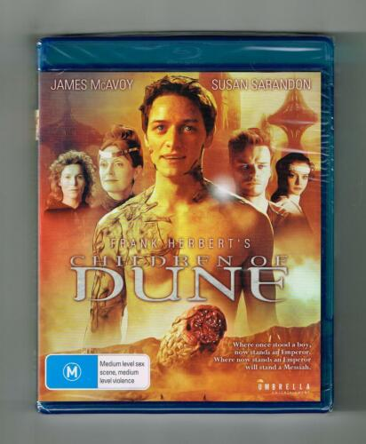 Children Of Dune Blu-ray TV Mini-Series - Brand New & Sealed