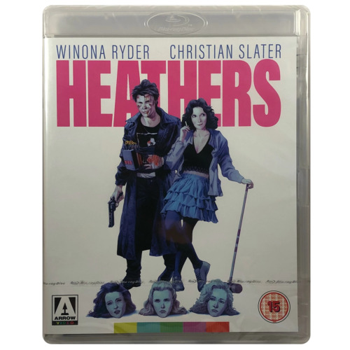 Heathers Blu-Ray **Region B**
