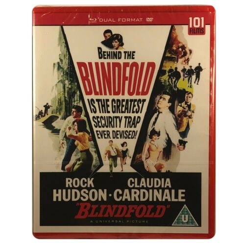 Blindfold Blu-Ray **Region B**