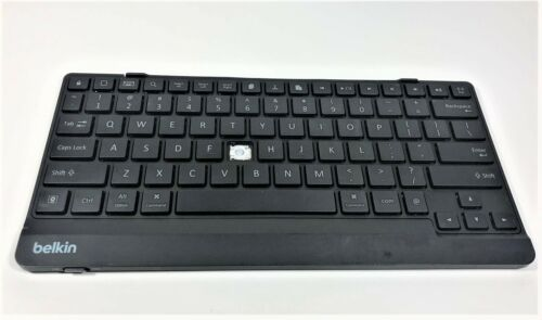 Belkin F5L114 Bluetooth Wireless Keyboard Black