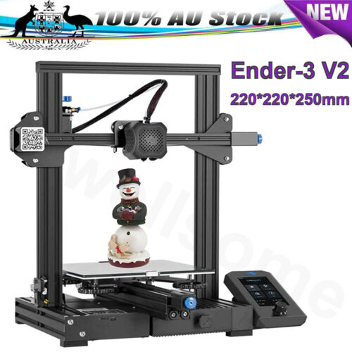 2020 TRONXY XY-2 Pro 3D Printer DIY Kit 255*255*260mm for Home and School Use AU