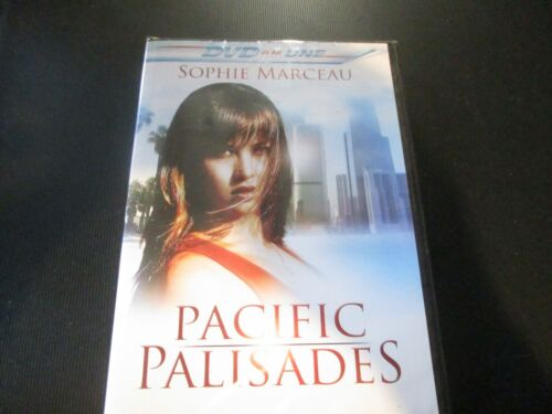 "RARE DVD NEUF ""PACIFIC PALISADES (PALISSADES PALISADE PALISSADE)"" Sophie MARCEAU"