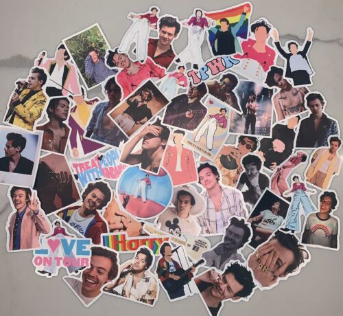 X50 HARRY STYLES STICKERS (FREE SHIPPING)
