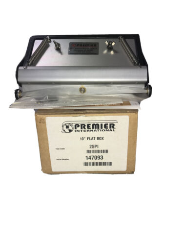 Premier International 250mm Flat Box