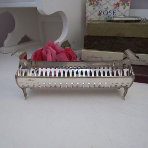 Silver plated mint biscuit tray Australia