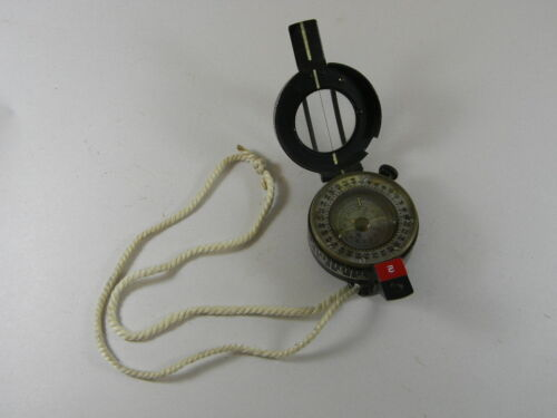 """LUXEMBOURG ARMY POCKET COMPASS MARKED """"A.L""""Original Period Items - 13982"""