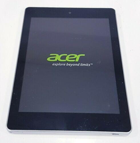 Acer Iconia Tab A1-810 16GB 7.9 in 5MP Cam 1GB Ram/ Aus Stock/ Working