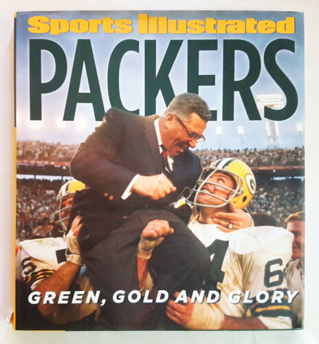 Sports Illustrated PACKERS Green Gold and Glory HARDCOVER BIG COFFEE TABLE BOOK