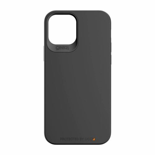 """GEAR4 Holborn Slim D30 Rugged Case For iPhone 12 Pro/12 (6.1"""") - Black"""