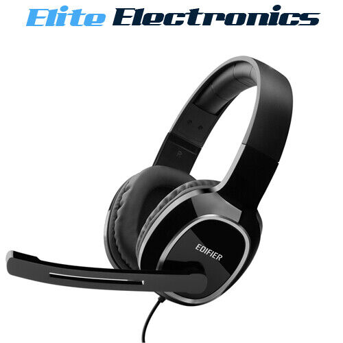 Edifier K815 USB Headset NC Microphone Gaming Office LED Indicator