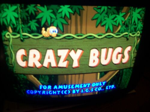 CRAZY BUGS CHERRY MASTER 8 LINER PCB! BATTERY BRAND NEW!