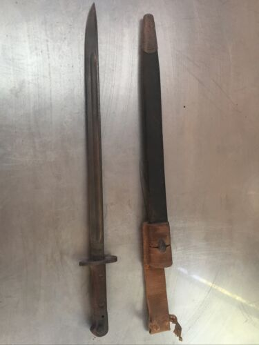 1907 303 Rifle Bayonet 1939 - 1945 (WWII) - 13977