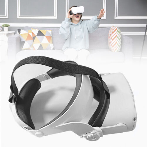 Head Strap For Oculus Quest 2 VR Comfortable Access Supporting Reality Durable
