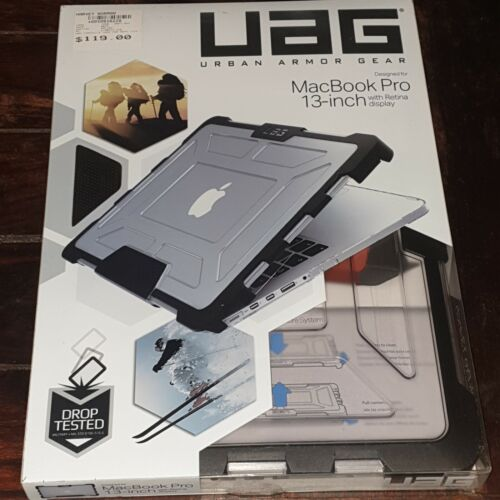 UAG MacBook Pro 13-inch - 2016 - Brand New in Box - UAG-MBP13-A1502-ICE