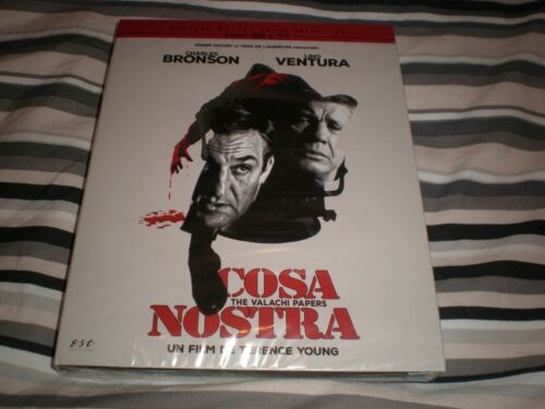 cosa nostra charles branson & lino ventura neuf sous blister