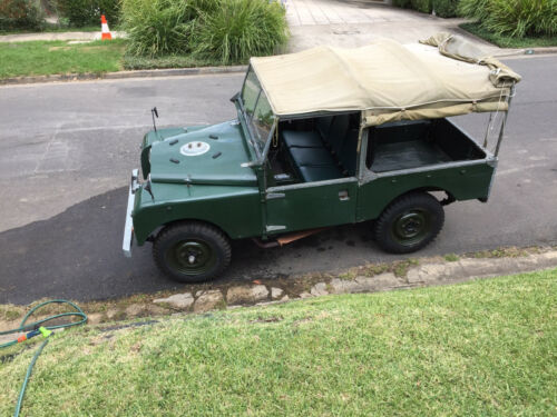 "Land Rover 86"" Series One 1955 <br/> Iconic vintage  4X4"