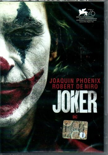 JOKER DVD DC comics