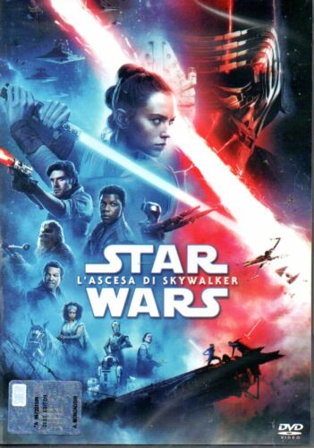 STAR WARS L'ASCESA DI SKYWALKER DVD fantasy