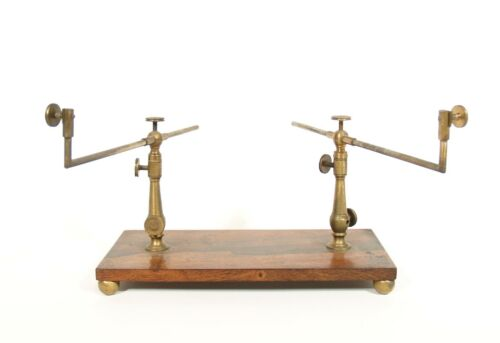 1840's Daniel Davis Apparatus For Measuring The Electrical Conductivity Of Wire