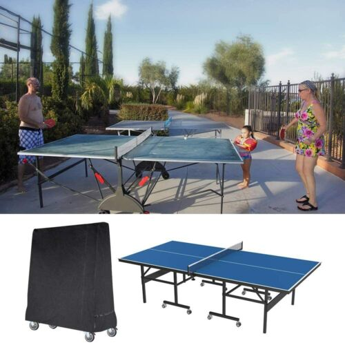Waterproof Furniture Cover Table Tennis/Ping Pong Table Cover Indoor/Outdoor