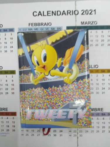 Tweety Looney Tunes Diario