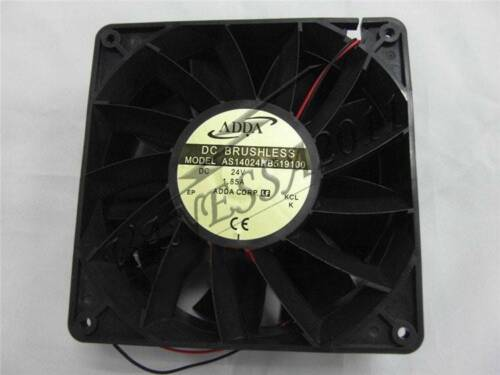 NEW ADDA AS14024HB519100 24V 140mm X 51mm 14051 1.85A Axial cooling fan