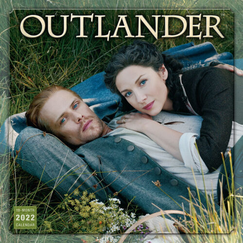 2022 Calendar Outlander 16-Month Square Wall by Sellers S12581
