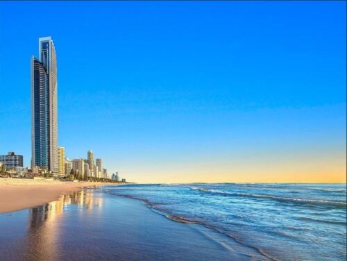 GOLD COAST ACCOMMODATION New SOUL 3 Bedroom Luxury Oceanfront 7 nights $2500