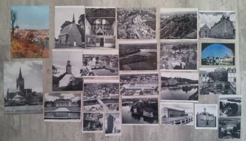Lot 24 photos MAYENNE 1966  document clipping