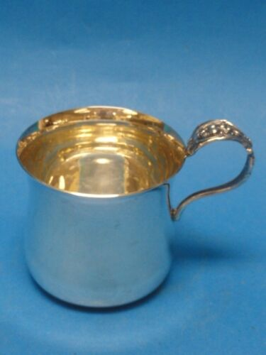 """Reed & Barton X568 Francis I  Sterling Baby Cup ~2.5"""" H"""