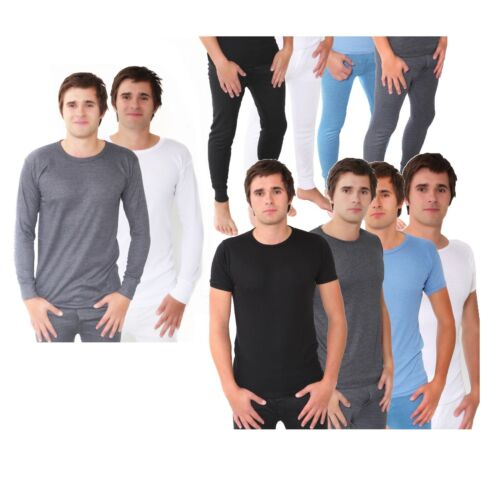 All Mens Thermal Warm Winter Underwear Big Size King Extra Extra Large